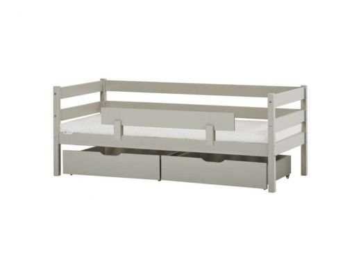 Drawer Set for Bed 70x160, Grey