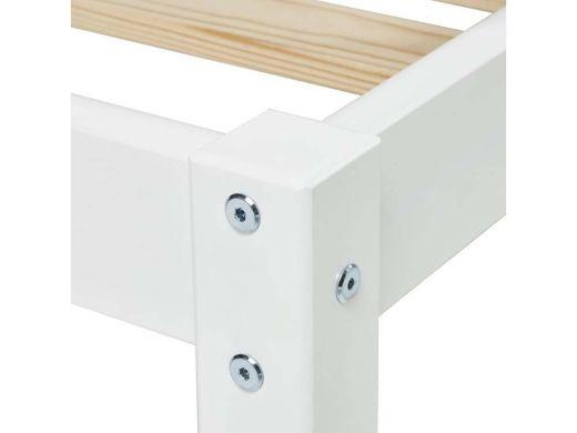 Flatbed 70x160 White