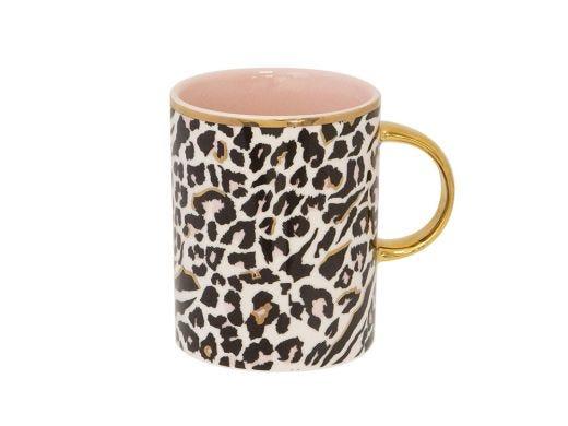 Safari Leopard Mug