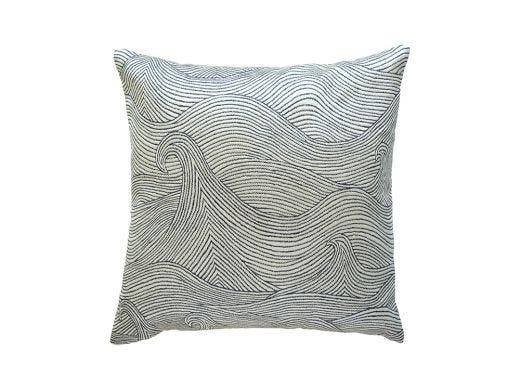 Nami Waves Cushion Cover, 50x50cm