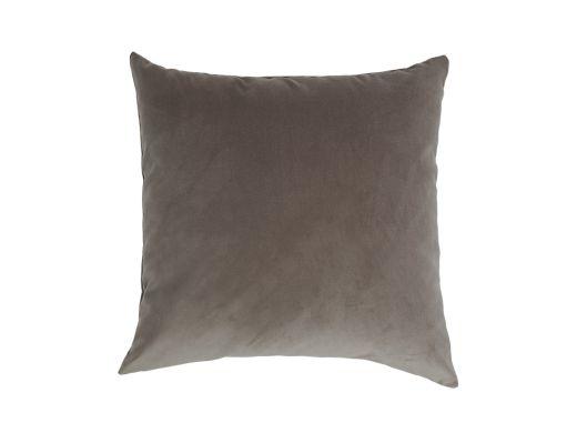 Charcoal Velvet Cushion Cover