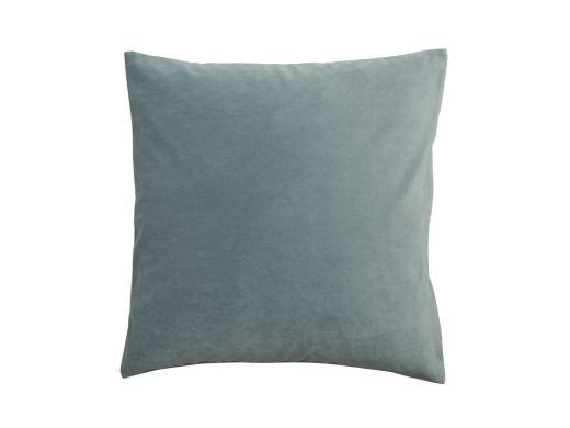 Teal Green Velvet Cushion Cover, 50x50cm