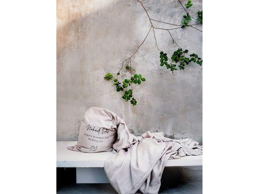 Silver Moon Bedding Set, 100% Bamboo Queen