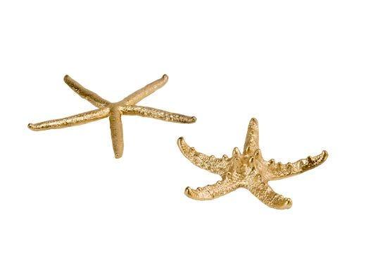 Sea Star Ornament Set of 2