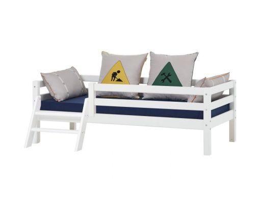 Construction Rectangle Cushion Set Of 2