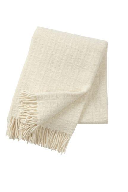 Twist Eco Lambs Wool Throw