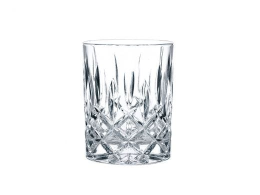 Noblesse Whisky Glasses Set of 4