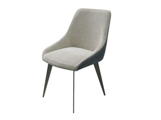 Allen Chair, Two Tone Grey