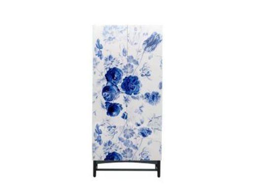 Forever Blue Abaya Closet