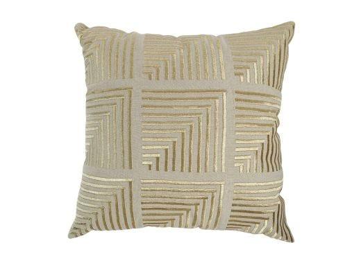 Tedra Cushion Cover Gold