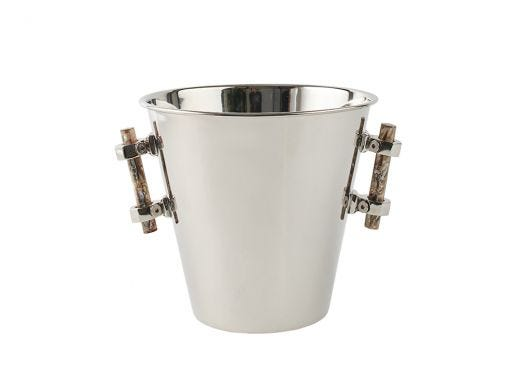 Wine Cooler with Abalone Handle