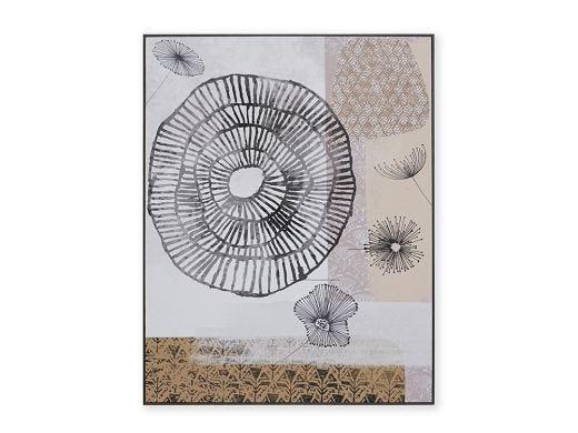 Canvas Print Japandi, Calliandra