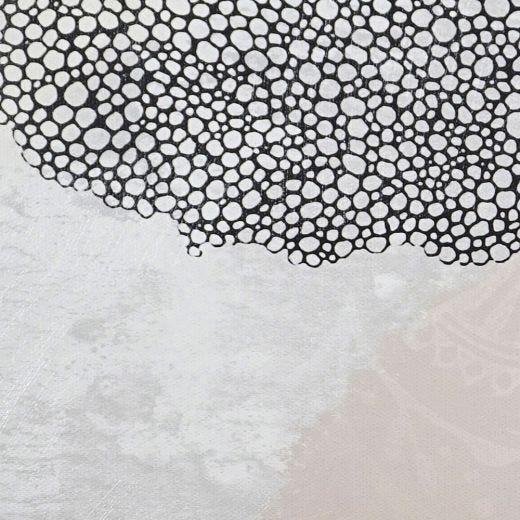 Canvas Print Japandi, Lotus Pad