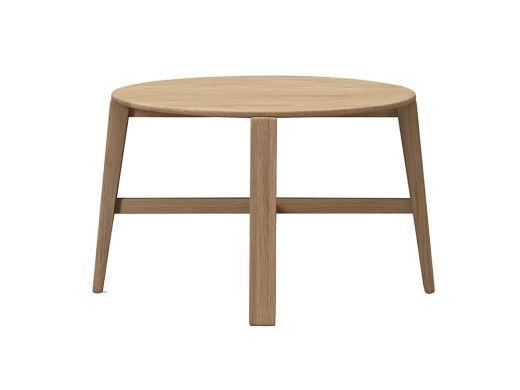 Edge Coffee Table, Oak