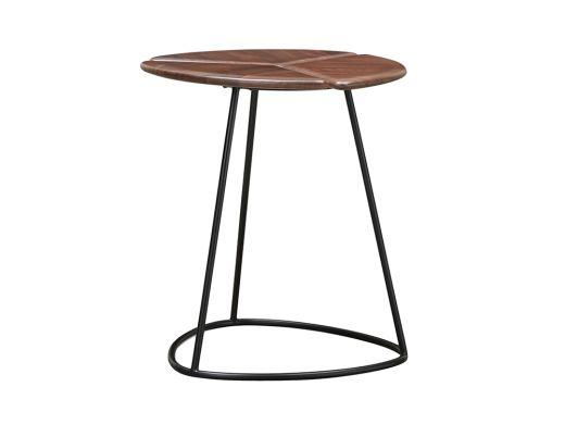 Shard Side Table, Walnut