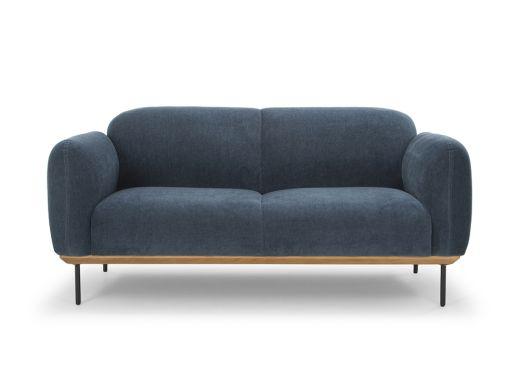 Emma 2 Seat Sofa, Blue