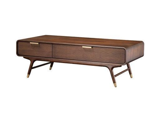 Dean Coffee Table, Brown
