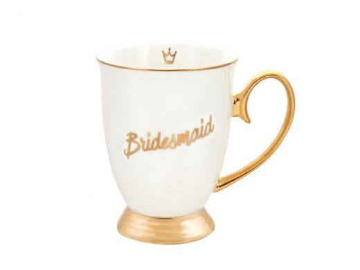 Mug - Bridesmaid Ivory