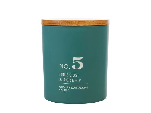 No5. Hibiscus & Rosehip Candle