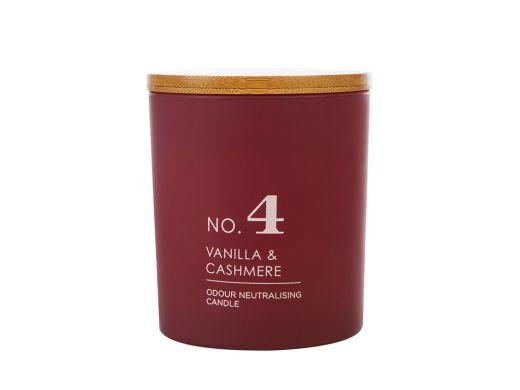 No4. Vanilla & Cashmere Candle