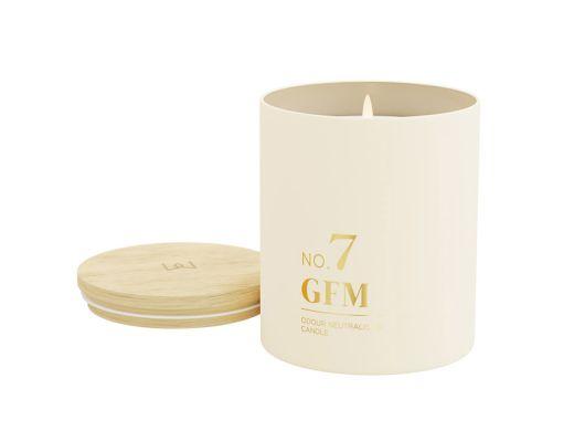 No7. Gold, Frankinsence & Myrrh Candle