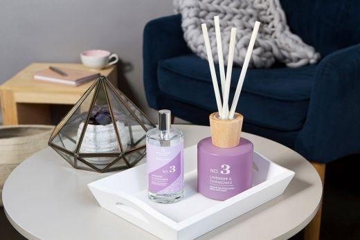 No3. Lavender & Chamomile Diffuser