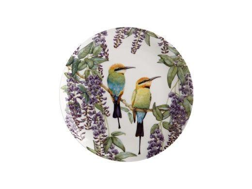 Rainbow Bee Eater Plate 20cm