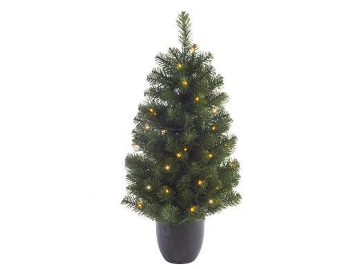 Imperial Christmas Tree with LED 90cm