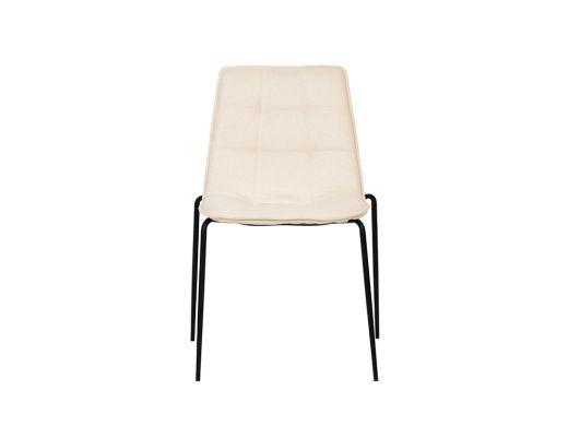 Greta Dining Chair, Beige