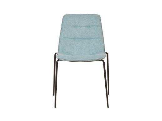 Greta Dining Chair, Tropical Blue