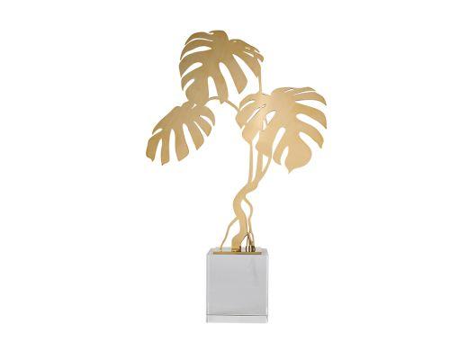 Palm Leaves Sculpture, Large