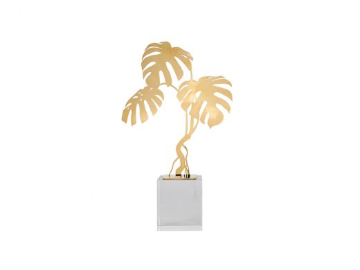 Palm Leaves Sculpture, Small
