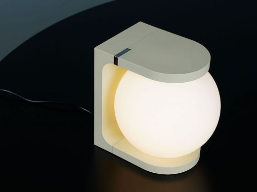 Plat Light with Wireless Charging, Latte