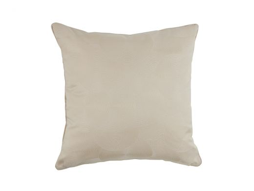 Ripple Swirl Cushion Cover, Cream
