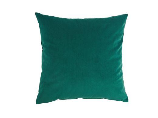 Emerald Green Velvet Cushion Cover