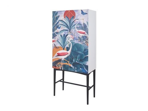 Sunrise Découpage Cabinet
