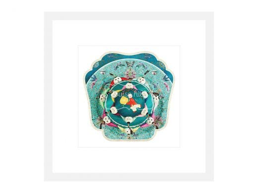 Little Turquoise Pin Cushion