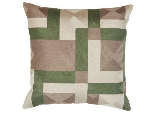 Gautier Cushion Cover, Green 50x50cm