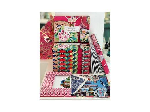 Louise Hill Hong Kong Greeting Cards