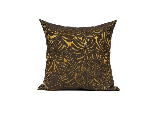 Megan Cushion Cover, Yellow 50x50cm