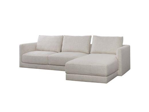 Basel 3 Seat L Shape Right Sofa
