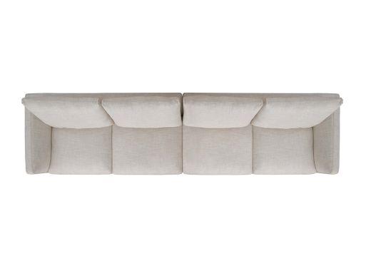 Basel 4 Seat Sofa