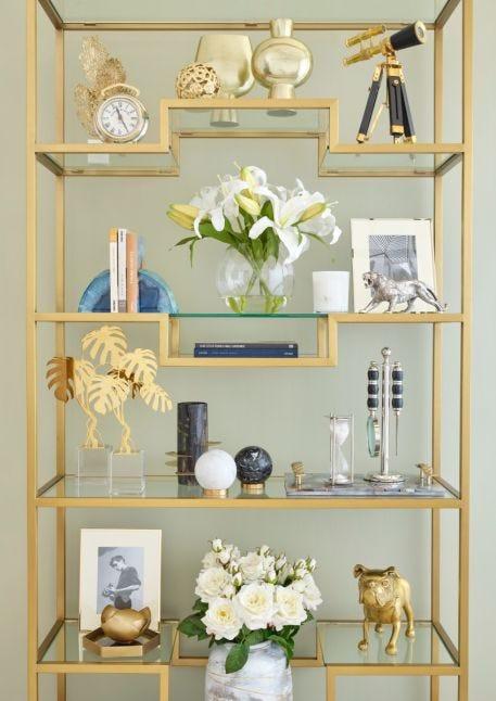 Elegant Frame, Gold 5x7