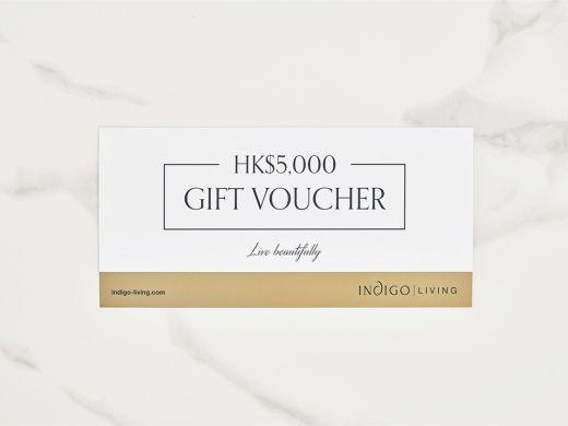 Gift voucher HK$5000