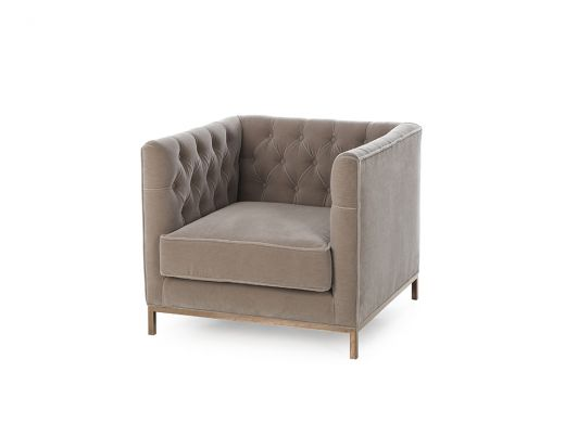 Vinci Tufted Occasional Chair