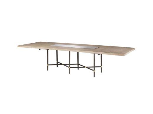 Carson Dining Table - Lrg Rec