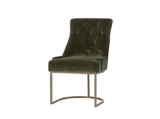 Rupert Dining Chair, Age Green