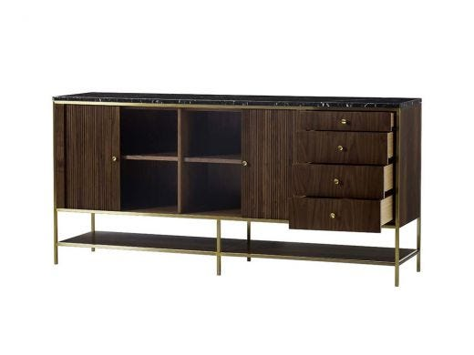 Chester Marble Sideboard, Large