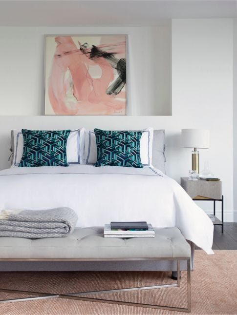 Marley Bed, Queen