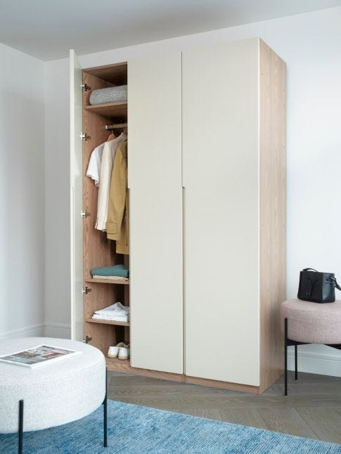 Anacapri Wardrobe, Small